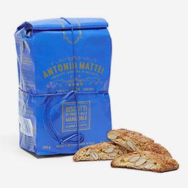 Biscotti di Prato alle Mandorle 250g - Almond cookies>     </noscript> </div>          <div class=