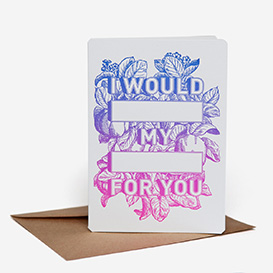 Blank my Blank for you Greeting Card>     </noscript> </div>          <div class=