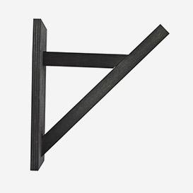 Bracket Black - Wandhalterung für Lampenkabel>     </noscript> </div>          <div class=