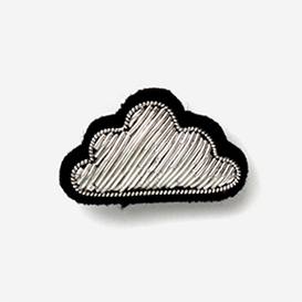 Brooch Silver Cloud>     </noscript> </div>          <div class=