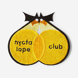 Bügel-Aufnäher Nyctalope Club>     </noscript> </div>          <div class=
