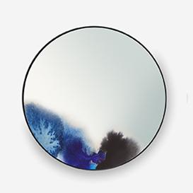 Wandspiegel Francis Blue Small>     </noscript> </div>          <div class=