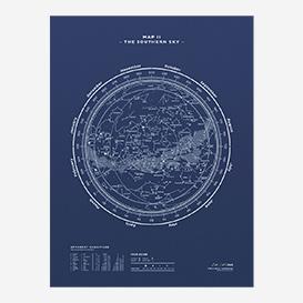 The Sky Nightblue 70 × 100 cm Siebdruck>     </noscript> </div>          <div class=