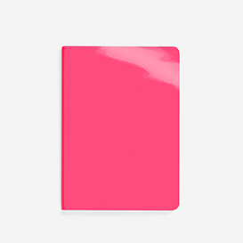 Candy Neon Pink Notebook A6>     </noscript> </div>          <div class=