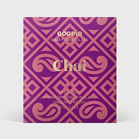 Chai 50% Raw Organic Vegan Chocolate 48g>     </noscript> </div>          <div class=