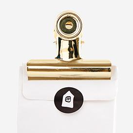 Clips 85mm - Klammern Gold>     </noscript> </div>          <div class=