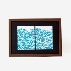 The Ocean Art Print>     </noscript> </div>          <div class=
