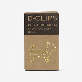 Dog Chihuahua - D-Clips Mini Paper Clips>     </noscript> </div>          <div class=