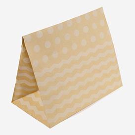 Treat Bag Large - Kraft >     </noscript> </div>          <div class=