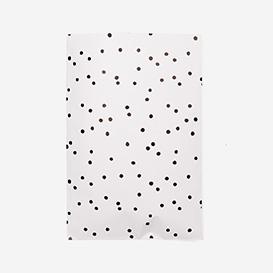 Treat Bag Medium Dot - White Black>     </noscript> </div>          <div class=