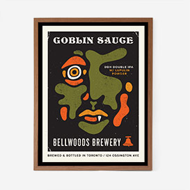 Goblin Sauce Screenprint>     </noscript> </div>          <div class=