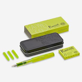 Kaweco ICE SPORT Set Glow Marker Yellow - Highlight Pen with Fluo Ink>     </noscript> </div>          <div class=