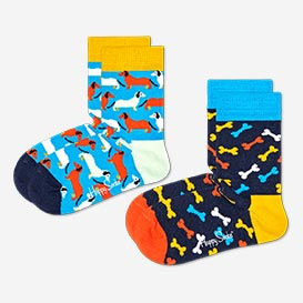 Kids Dog  Blue Socken 2-Pack>     </noscript> </div>          <div class=