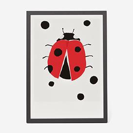 Art Print Ladybeetle>     </noscript> </div>          <div class=