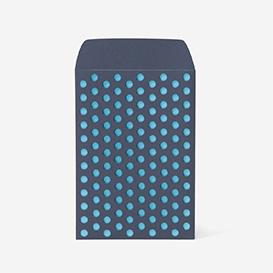 Lochumschlag Die Cut Grußkarte mit Umschlag Blau>     </noscript> </div>          <div class=