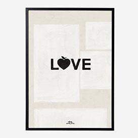 Love Art Print - A1>     </noscript> </div>          <div class=