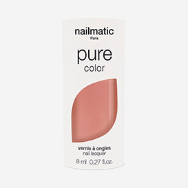 Luisa - Pearly Pink Beige Pure Color Nailpolish>     </noscript> </div>          <div class=