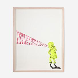 Mama Sofort! (Mom - Now!) Neon Screenprint Poster>     </noscript> </div>          <div class=