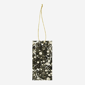 Marbling Gift Tags Black - Set mit 6 Stk>     </noscript> </div>          <div class=