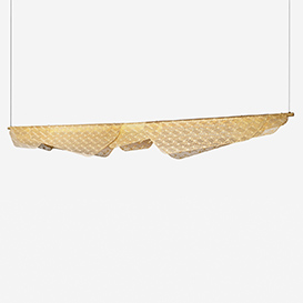 Mediterranea 1,6 m dimmable Brass Pendant Light>     </noscript> </div>          <div class=