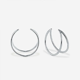Moon Ring - silver 925 rhodium-plated>     </noscript> </div>          <div class=
