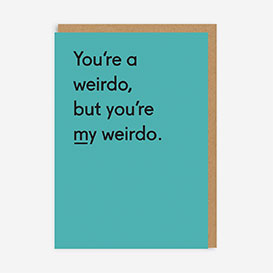 My Weirdo Greeting Card>     </noscript> </div>          <div class=