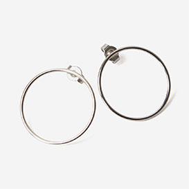 Earstuds Spiral 20mm Silver 925>     </noscript> </div>          <div class=