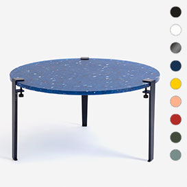 PACIFICO Recycled Plastic Coffee Table – Wohnzimmertisch aus recycletem Plastik>     </noscript> </div>          <div class=