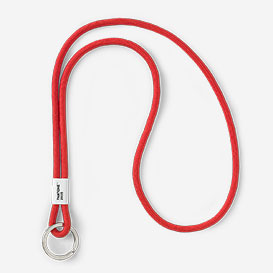 Pantone® Red 2035 Key Chain Long>     </noscript> </div>          <div class=