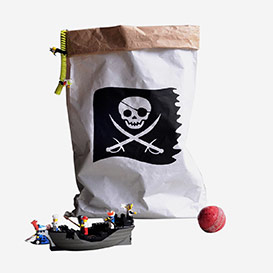 Paper Bag - Pirate Flag>     </noscript> </div>          <div class=