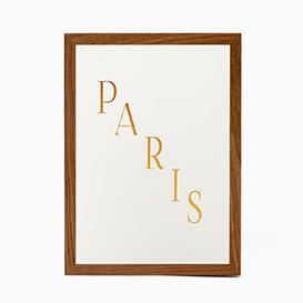Paris - City Print>     </noscript> </div>          <div class=