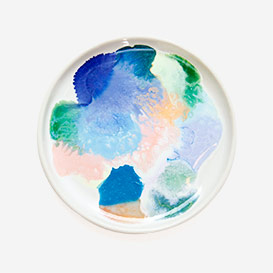 Petri Dish Multicolor - One-of-a-kind Keramik-Teller>     </noscript> </div>          <div class=