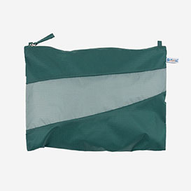The New Pouch M Pine & Grey>     </noscript> </div>          <div class=