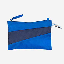 The New Pouch S Blue & Navy>     </noscript> </div>          <div class=