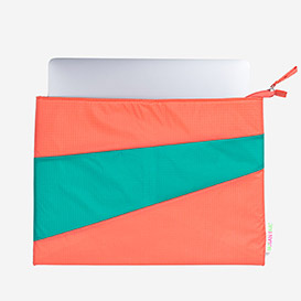 The New Protectable 13-inch Salmon & Seaweed Laptoptasche>     </noscript> </div>          <div class=