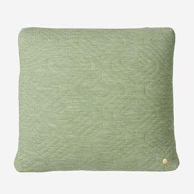 Quilt Kissen 45 × 45 cm - Green>     </noscript> </div>          <div class=