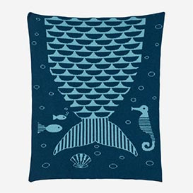 Mermaid Mini Blanket – 100% Lambswool Baby Blanket>     </noscript> </div>          <div class=