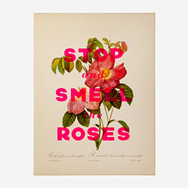 Roses - Lucky Dips Screenprint>     </noscript> </div>          <div class=