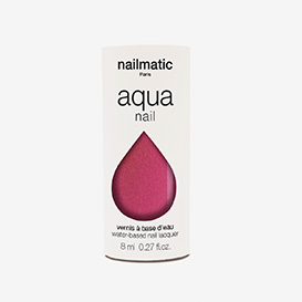 Aqua Camelia - Fuchsia Pink Shimmer Waterbased Nail Polish>     </noscript> </div>          <div class=