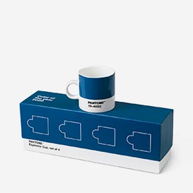Pantone™ Color of the Year 2020 Classic Blue 19-4052 Espresso-Tasse 4er Set in Giftbox>     </noscript> </div>          <div class=