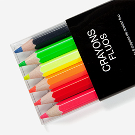 Set Fluo Colored Pencils>     </noscript> </div>          <div class=