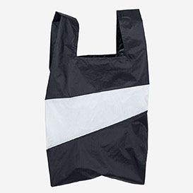 The New Shoppingbag L Black & White>     </noscript> </div>          <div class=