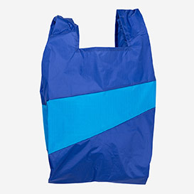 The New Shoppingbag L Electric Blue & Sky Blue>     </noscript> </div>          <div class=