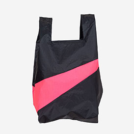 Shoppingbag M Black & Fluo Pink>     </noscript> </div>          <div class=