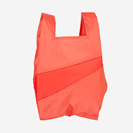 The New Shoppingbag M Salmon & Red Alert>     </noscript> </div>          <div class=