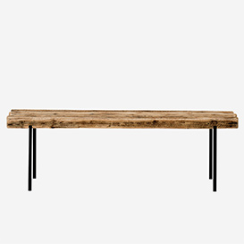 Bench Reclaimed Wood - L>     </noscript> </div>          <div class=