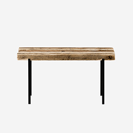 Bench Reclaimed Wood - S>     </noscript> </div>          <div class=