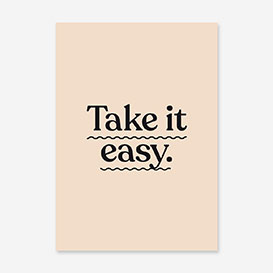 Take It Easy - Postcard>     </noscript> </div>          <div class=