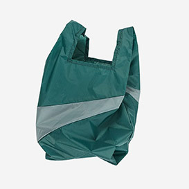The New Shoppingbag M Pine & Grey>     </noscript> </div>          <div class=