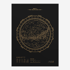 The Sky Gold/black Screenprint>     </noscript> </div>          <div class=
